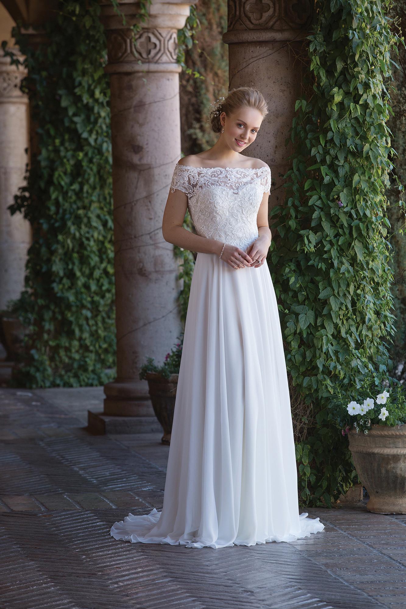 Wedding Dresses by Sincerity Bridal - 4003 - Weddingwire.ca - photo #34