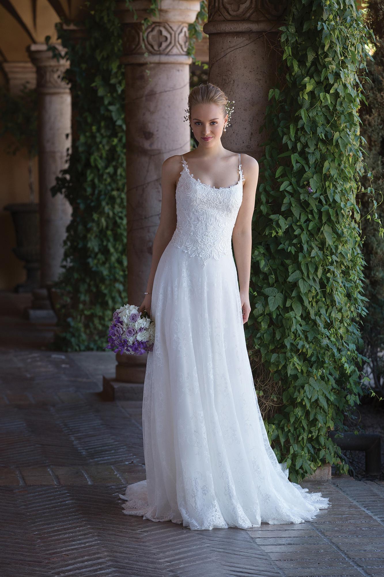 Wedding Dresses by Sincerity Bridal - 4004 - Weddingwire.ca - photo #43