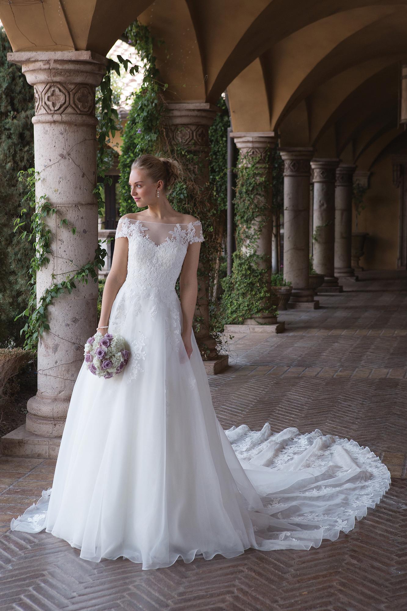Wedding Dresses by Sincerity Bridal - 4012 - Weddingwire.ca - photo #33