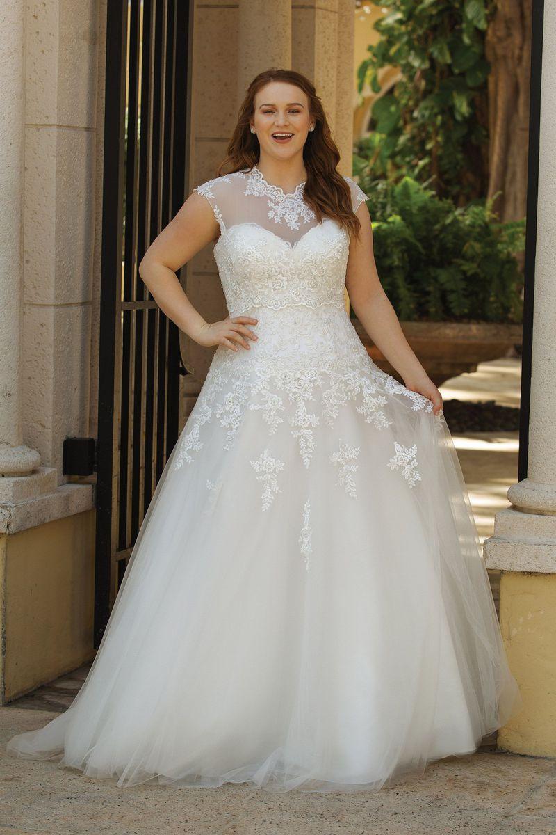 Wedding Dresses by Sincerity Bridal - 44050 - Weddingwire.ca - photo #45