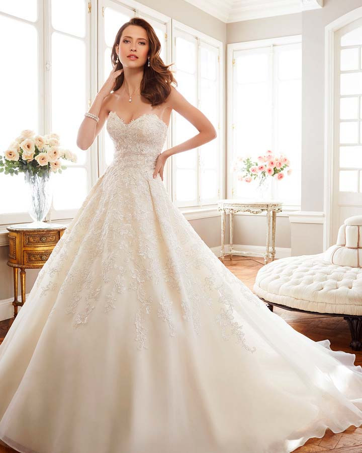 Wedding Dresses Out Of Sophia Tolli