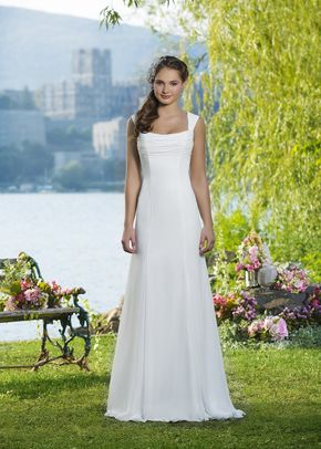 6092, Sweetheart Gowns