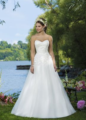 6093, Sweetheart Gowns