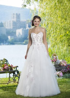 Wedding Dresses Sweetheart Gowns