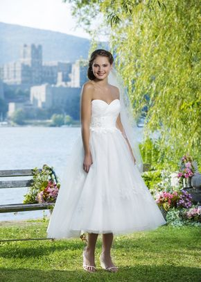 Oleg Cassini Style CWG716, David's Bridal
