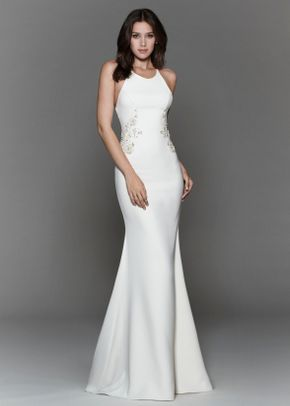 David's Bridal Woman Style 9WG3734, David's Bridal
