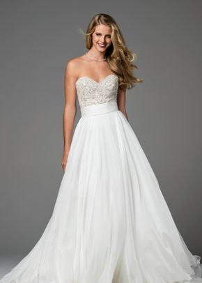 David's Bridal Collection Style MK3667, David's Bridal
