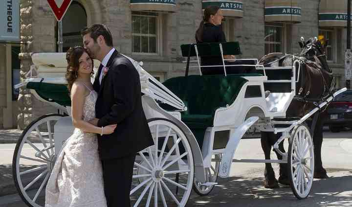 Equine Elegance Horse Drawn Services
