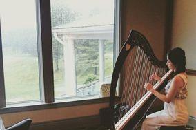 Harpist Gracelyn