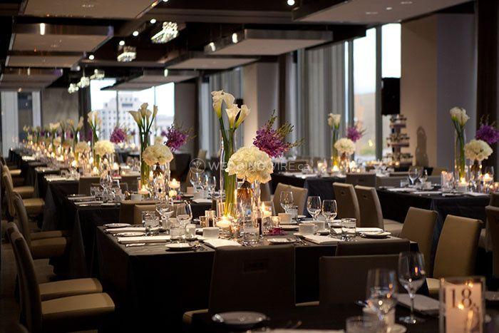 Toronto downtown wedding reception venue