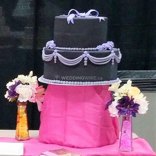 Gothic Cake Designs