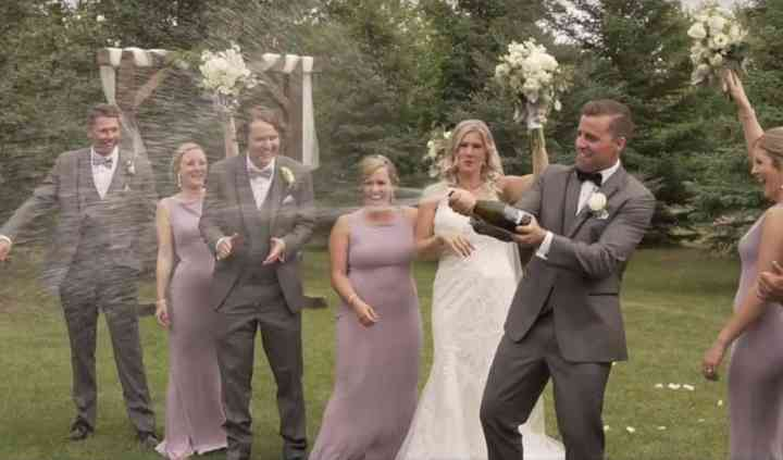 Wedding Videography Alberta