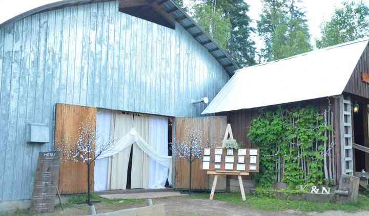 Golden, BC wedding lodge venue, rustic