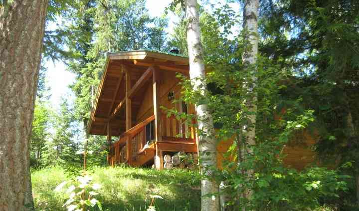 Golden, BC wedding lodge venue