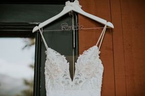 Hang On Bridal Hangers