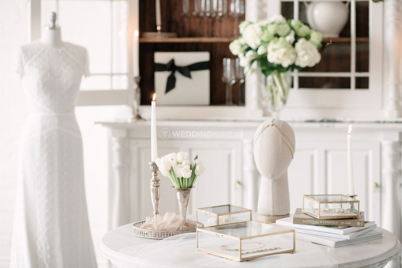 Photo 4 of 9 - The White Peony Bridal Boutique