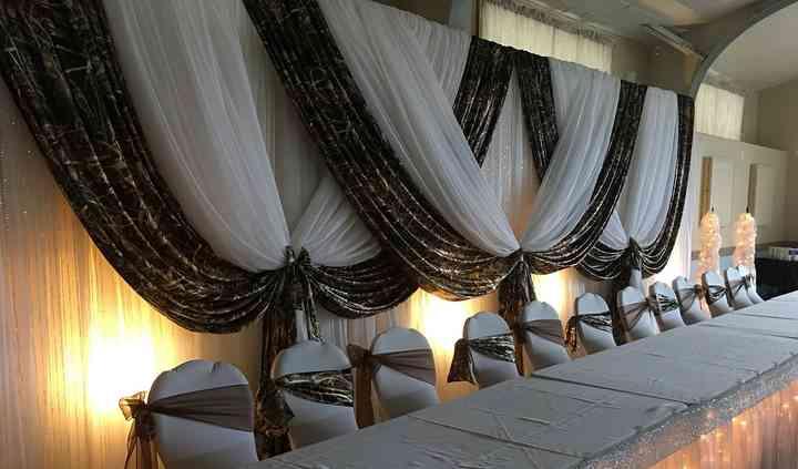 Diamonds Event Decor & Decorating