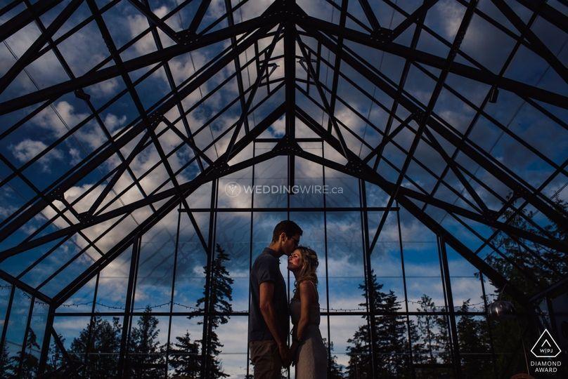 British Columbia Wedding Photo