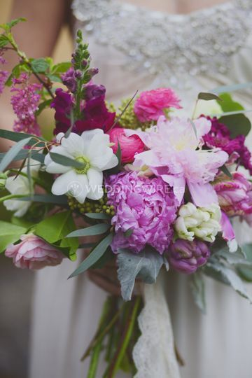 Victoria, British Columbia wedding florist
