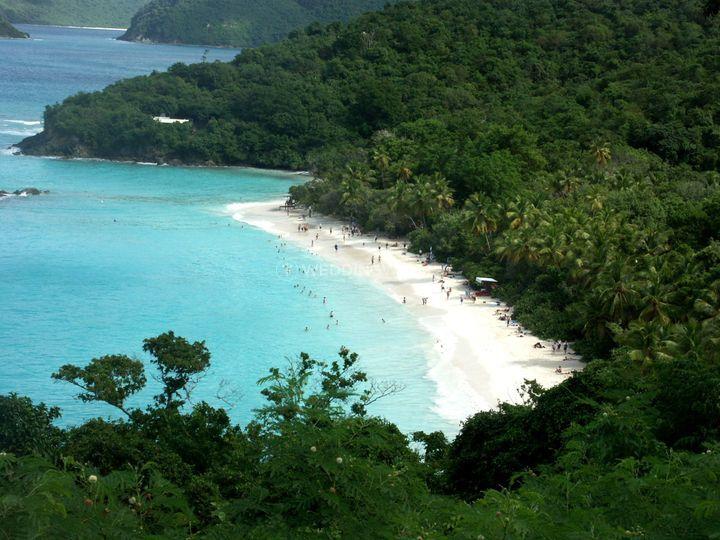 Looking for a hidden beach