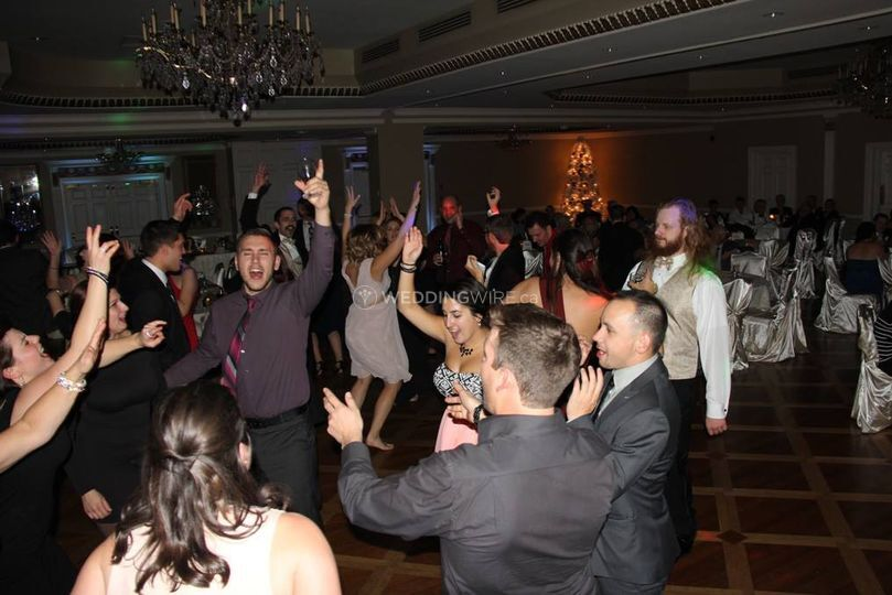 Wedding dj Niagara on the Lake