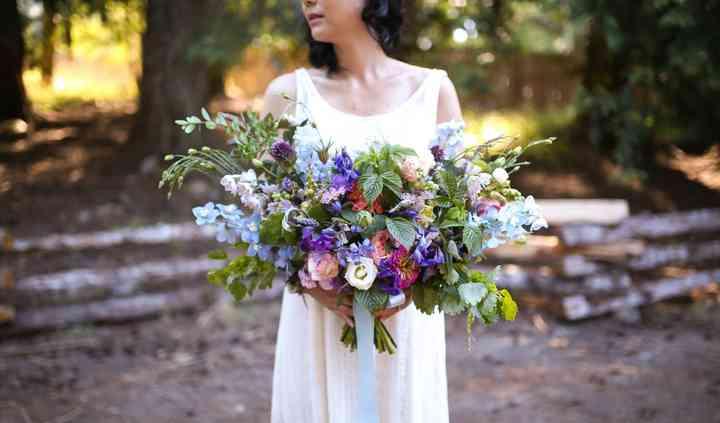 Salt Spring Wedding Florist