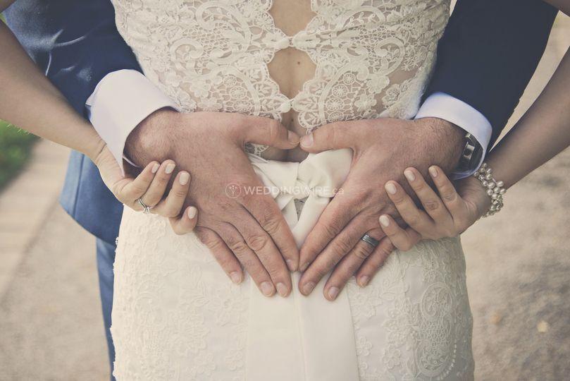 Love/hands