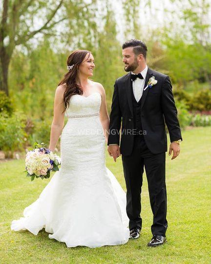 Port Dover, Ontario wedding photographer
