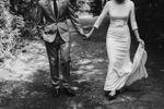 Wedding portraits Val-David