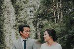 Bride and Groom Val-David