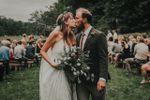 Vermont country wedding