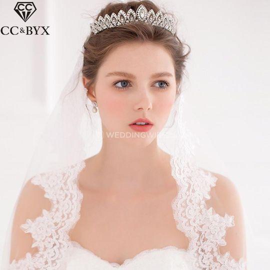 Princess Bride Tiara