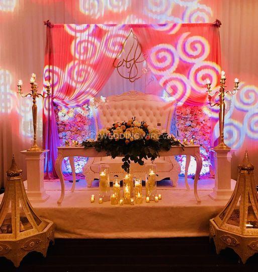 Honour Table