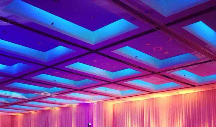 LED ceilings