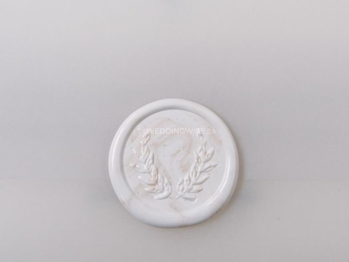 Custom Wax Seal