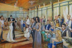 Impressions Live Art - Live Event Painting