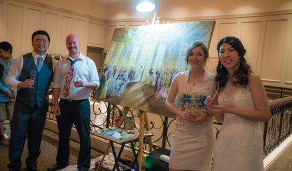 Impressions Live Art - Live Event Painting
