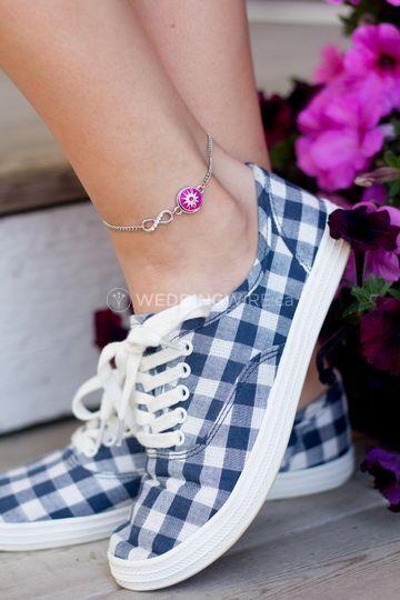 Infinite Summer Anklet