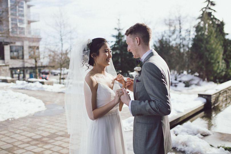 Bridal makeup & Hair