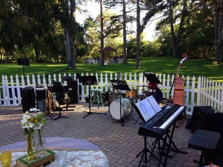 Wedding at Elsie Perrin Est.
