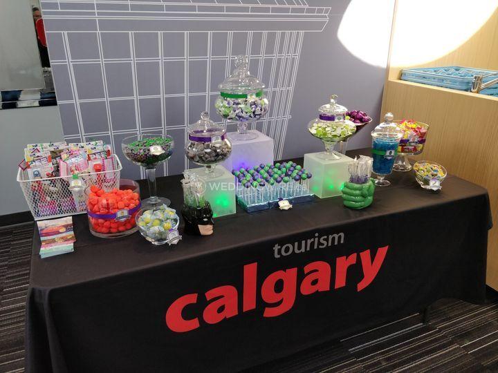 "Tourism Calgary ""Hulk Theme"""