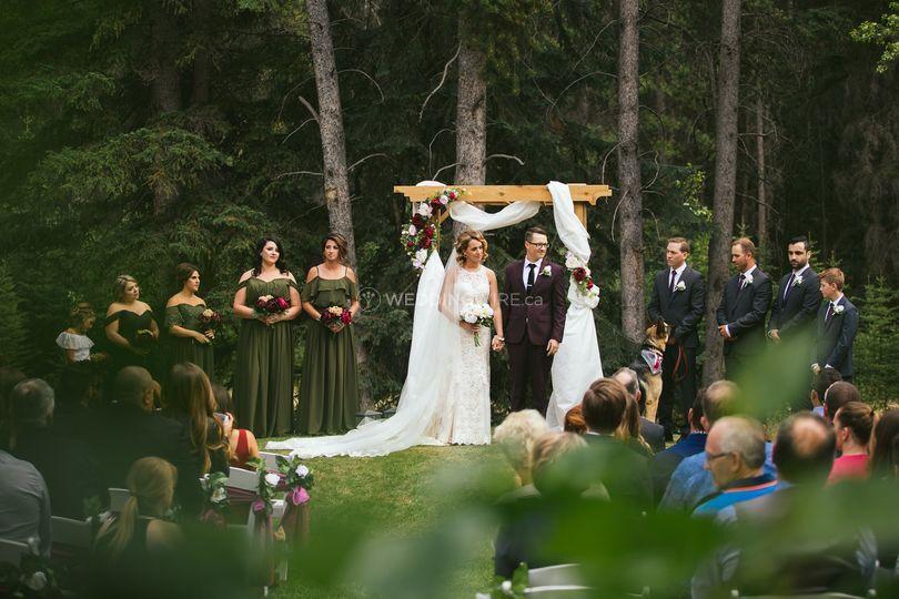Pine Meadows Ceremony