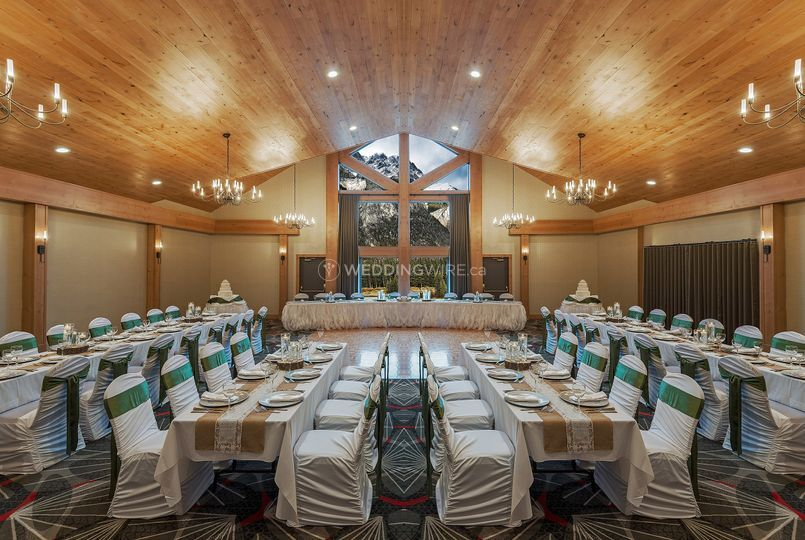 Timber Wolf Banquet Room