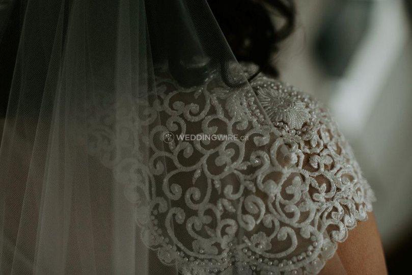 Bridal alterations Edmonton