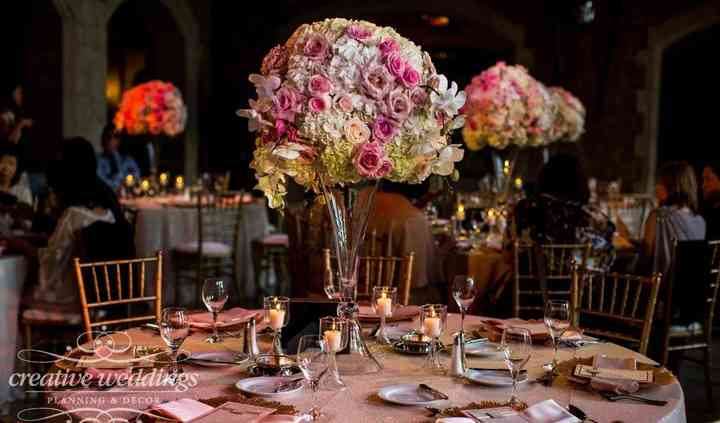 Creative Weddings Planning & Design