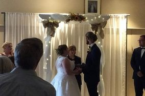Chaplain Nancy Johnston - Wedding Officiant