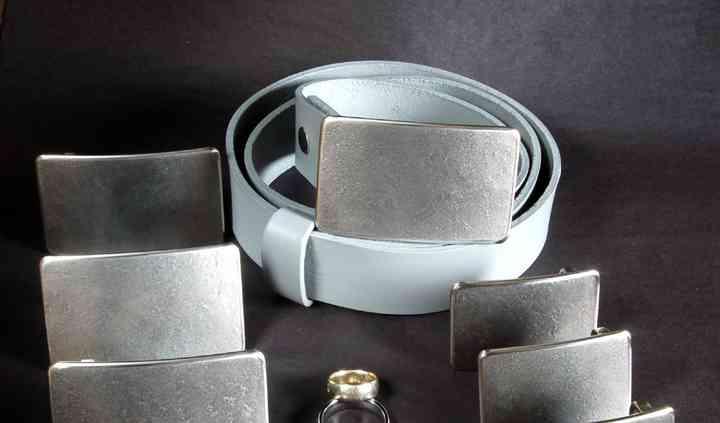 Hypoallergenic Buckles & Belts
