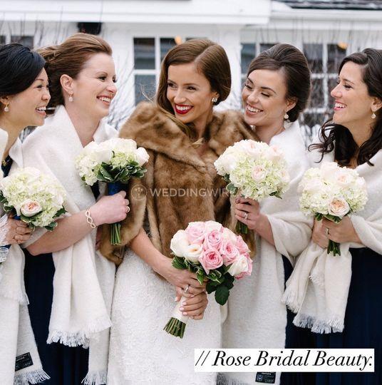 Rose Bridal Beauty