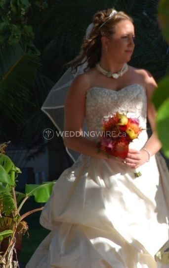Wedding gown service