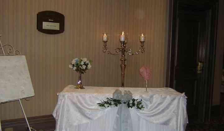 A Wedding in Wonderland